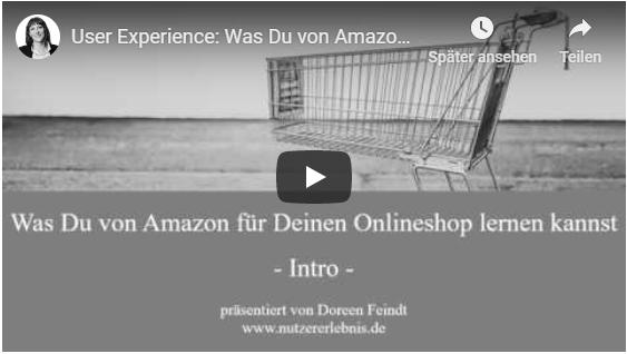 Was können Shopbetreiber von Amazon lernen?